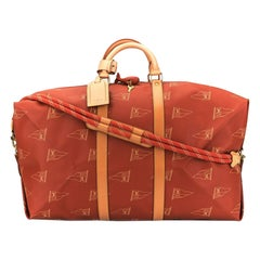 Louis Vuitton Keepall Sailing Boating Duffel Rare Limited Edition Bag