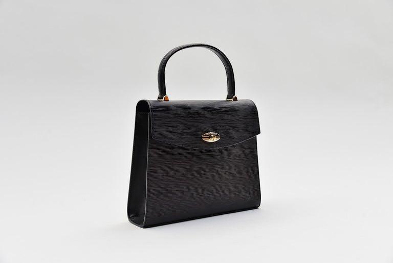 Louis Vuitton Kelly Bag Vintage Epi Leather  For Sale 1