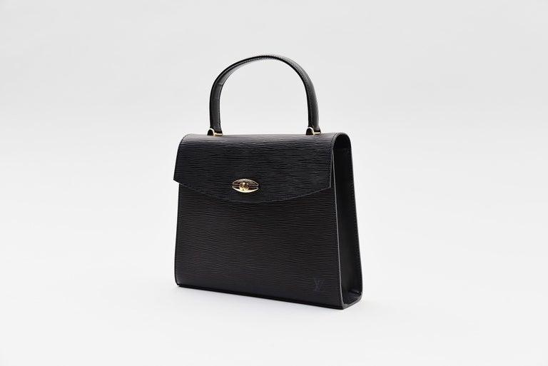 Louis Vuitton Kelly Bag Vintage Epi Leather  For Sale 2