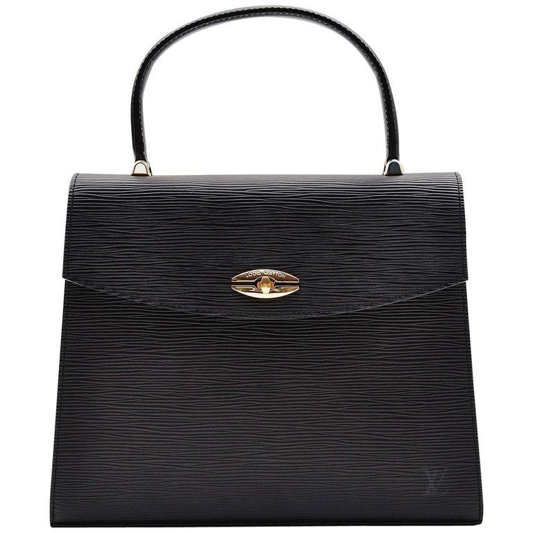 Louis Vuitton Kelly Bag Vintage Epi Leather  For Sale