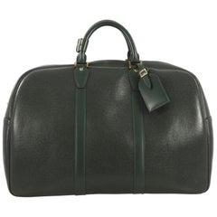 Louis Vuitton Kendall Handbag Taiga Leather PM