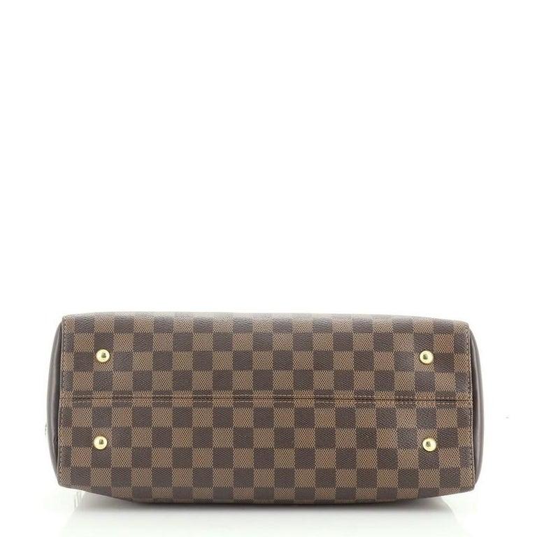 Women's or Men's Louis Vuitton Kensington Bowling Bag Damier