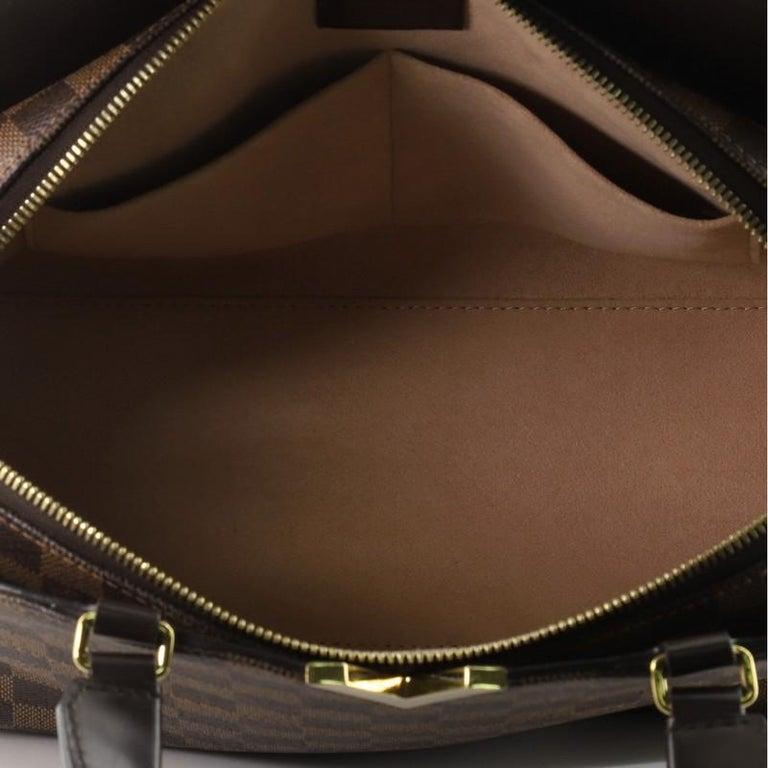 Louis Vuitton Kensington Bowling Bag Damier 1
