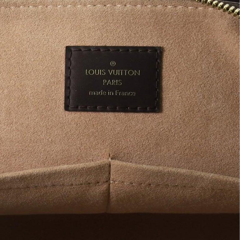 Louis Vuitton Kensington Bowling Bag Damier 4