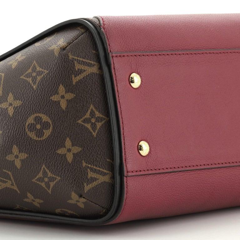Louis Vuitton Kimono Handbag For Sale 2