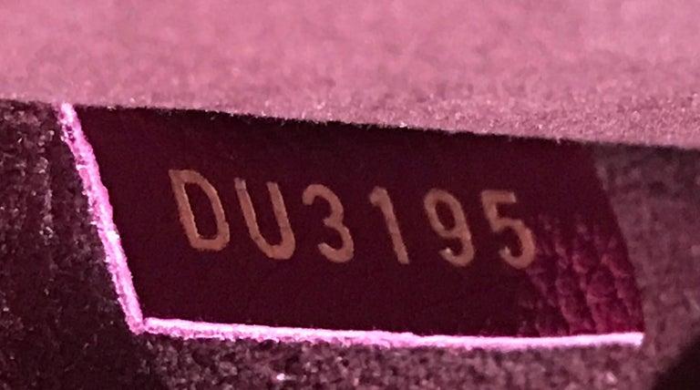 Louis Vuitton Kimono Handbag For Sale 5