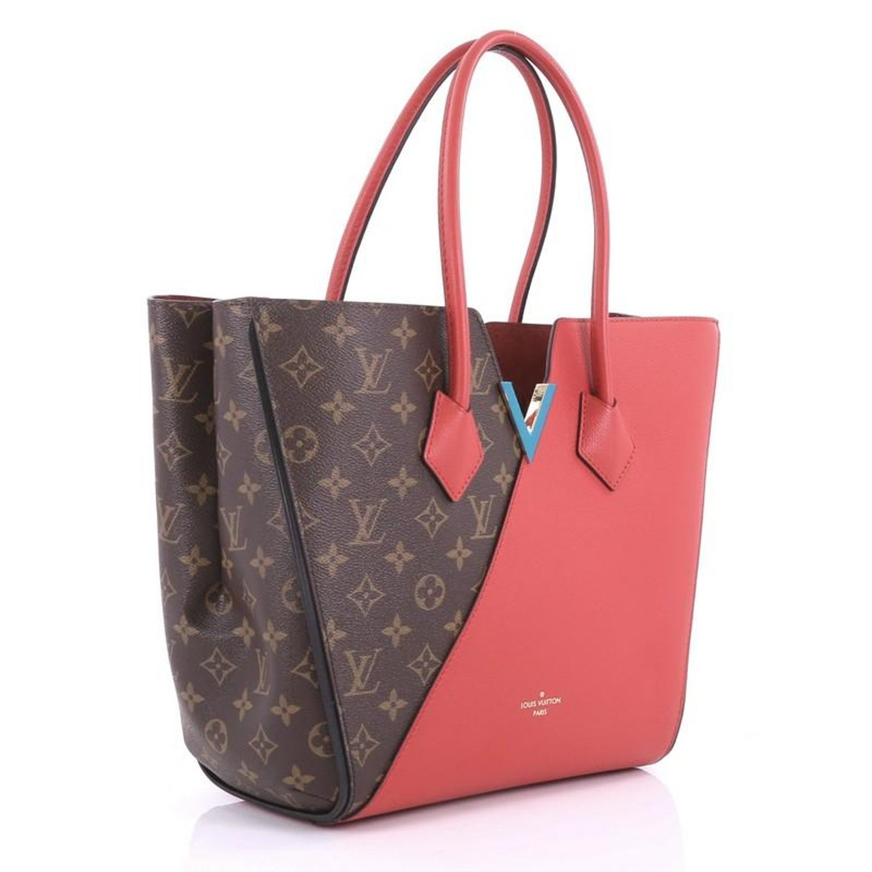 356293248d69 Louis Vuitton Kimono Handbag Monogram Canvas and Leather MM at 1stdibs
