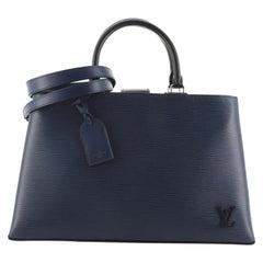 Louis Vuitton Kleber Handbag Epi Leather MM