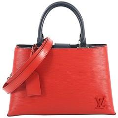 Louis Vuitton Kleber Handbag Epi Leather PM