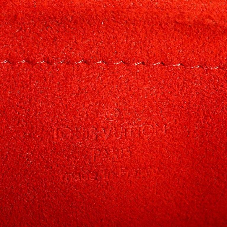 LOUIS VUITTON Knightsbridge Womens handbag N51201 Damier ebene For Sale 6