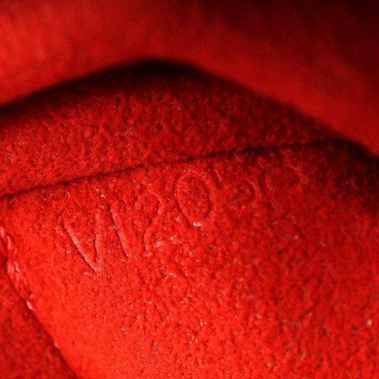 LOUIS VUITTON Knightsbridge Womens handbag N51201 Damier ebene For Sale 7