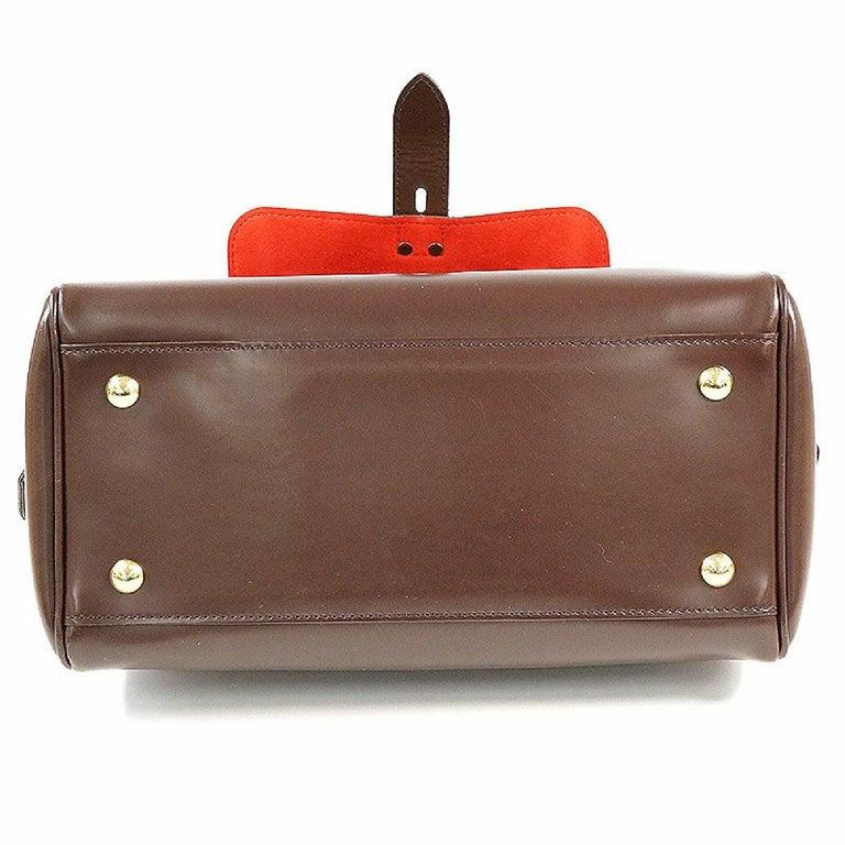 LOUIS VUITTON Knightsbridge Womens handbag N51201 Damier ebene For Sale 1