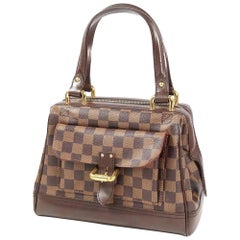 LOUIS VUITTON Knightsbridge Womens handbag N51201 Damier ebene