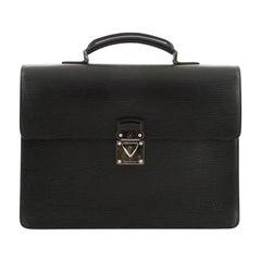 Louis Vuitton Laguito Handbag Epi Leather