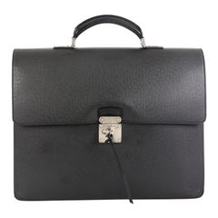 Louis Vuitton Laguito Handbag Taiga Leather