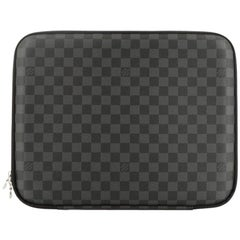 Louis Vuitton Laptop Sleeve Damier Graphite 15