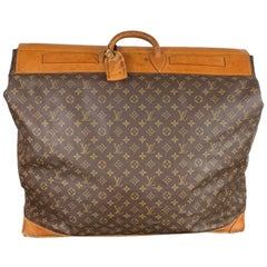 Louis Vuitton Large Monogram Steamer Travel Bag 55