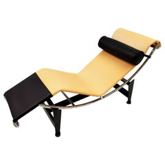 Louis Vuitton LC4 CP Chaise Longue homage to Charlotte Perriand Limited Edition