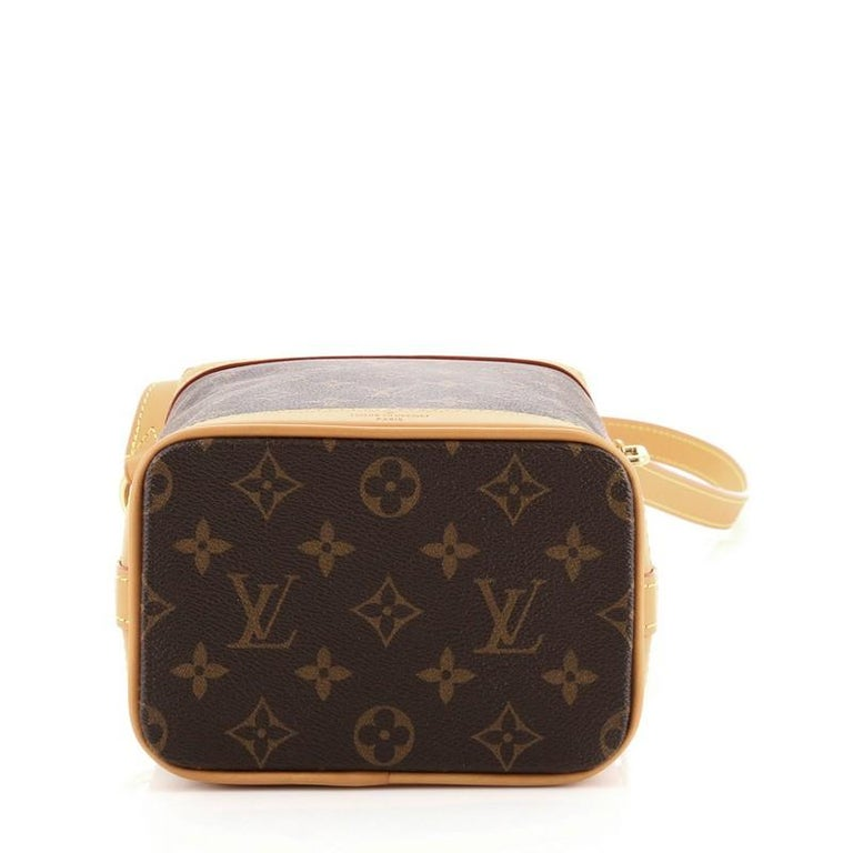 Louis Vuitton Legacy Milk Box Bag Monogram Canvas In Good Condition In New York, NY