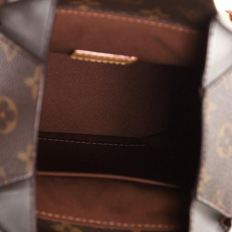 Women's or Men's Louis Vuitton Legacy Milk Box Bag Monogram Canvas