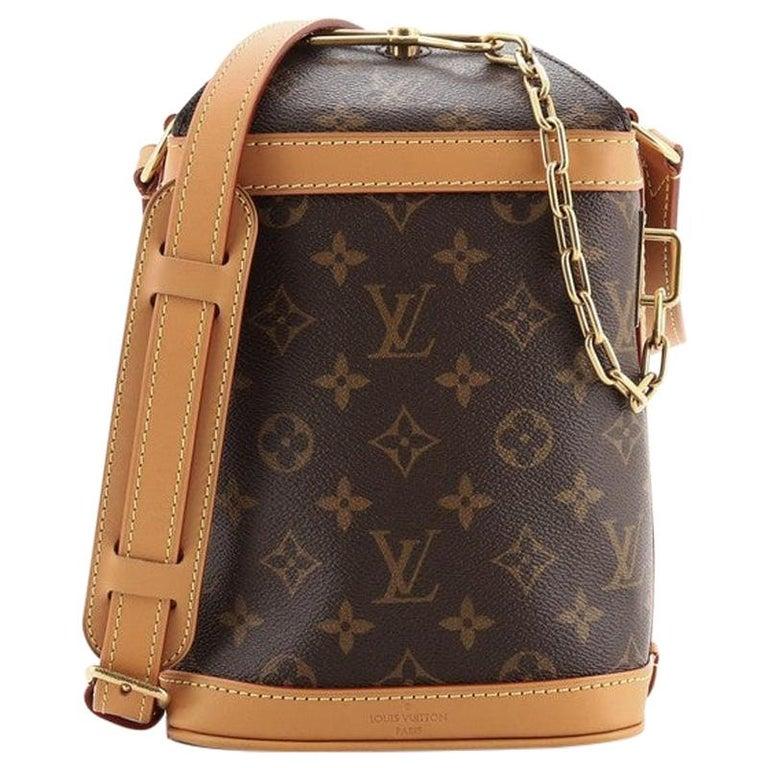 Louis Vuitton Legacy Milk Box Bag Monogram Canvas For Sale