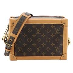 Louis Vuitton Legacy Soft Trunk Bag Monogram Canvas