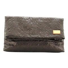 Louis Vuitton Limelight Clutch Metallic Jacquard Textile PM