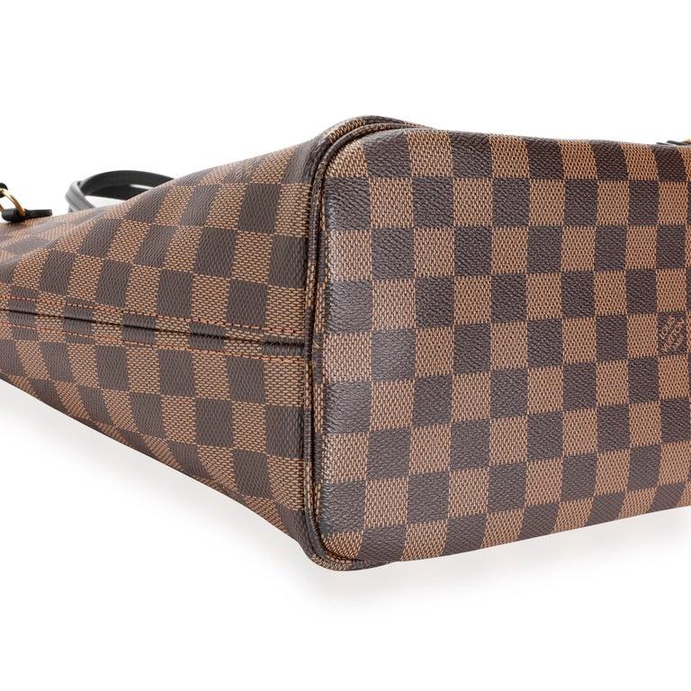 Gray  Louis Vuitton Limited Edition Damier Ebene Karakoram Neverfull MM For Sale