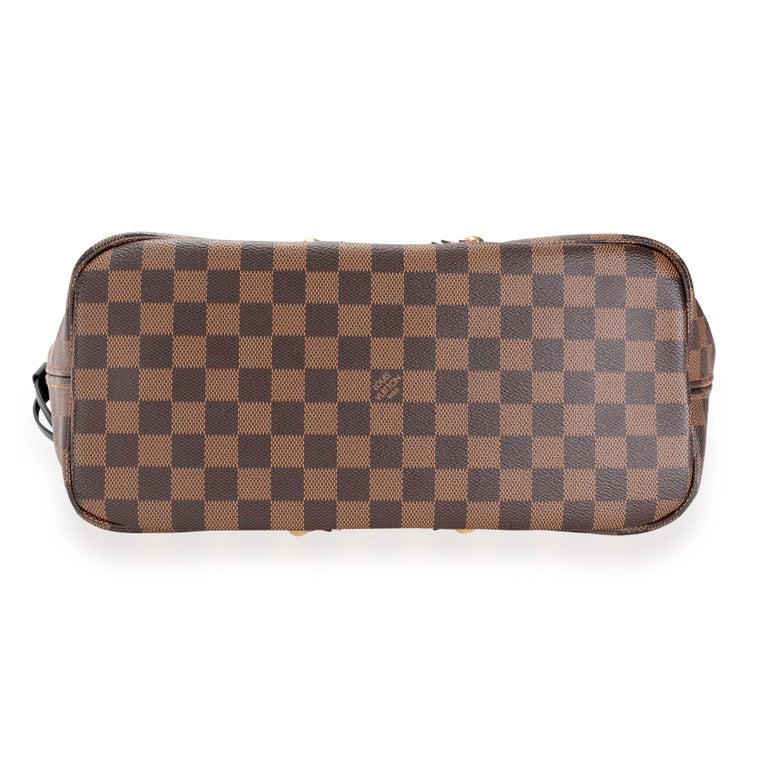 Women's  Louis Vuitton Limited Edition Damier Ebene Karakoram Neverfull MM For Sale