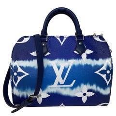 Louis Vuitton Limited Edition Escale Speedy