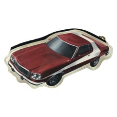 Louis Vuitton Limited Edition Stickers Car Coin Purse