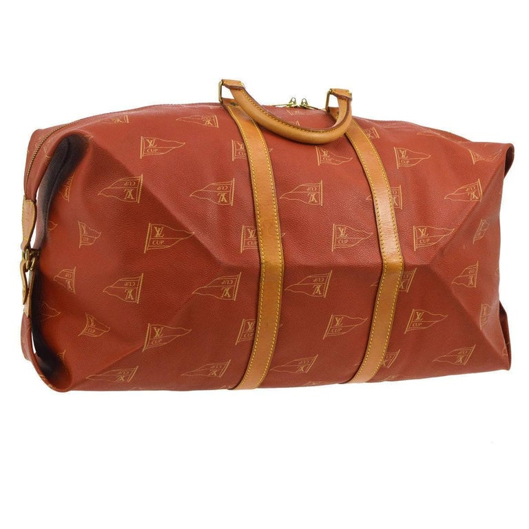 Louis Vuitton Limited Edition Top Handle Men s Travel Weekender Duffle Tote  Bag at 1stdibs 71ce11bcf7dc9