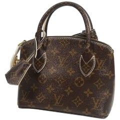 LOUIS VUITTON lock itBB Womens handbag M40599