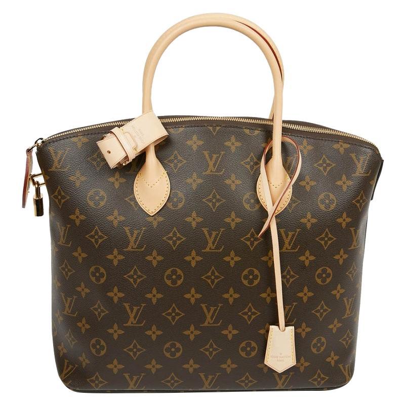 LOUIS VUITTON Lockis Monogram Bag