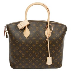 LOUIS VUITTON Lockis Monogram Bag