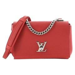Louis Vuitton Lockme II Handbag Leather BB