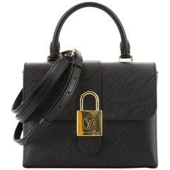 Louis Vuitton Locky Handbag Epi Leather BB