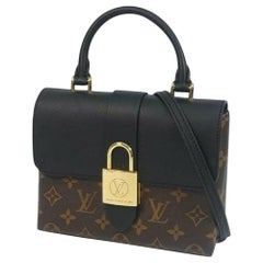 LOUIS VUITTON LockyBB Womens shoulder bag M44141 noir