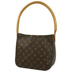 LOUIS VUITTON Loopin G MM Womens shoulder bag M51146