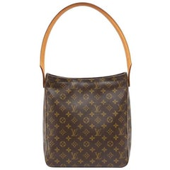 Louis Vuitton Looping GM Monogram Canvas Shoulder Bag
