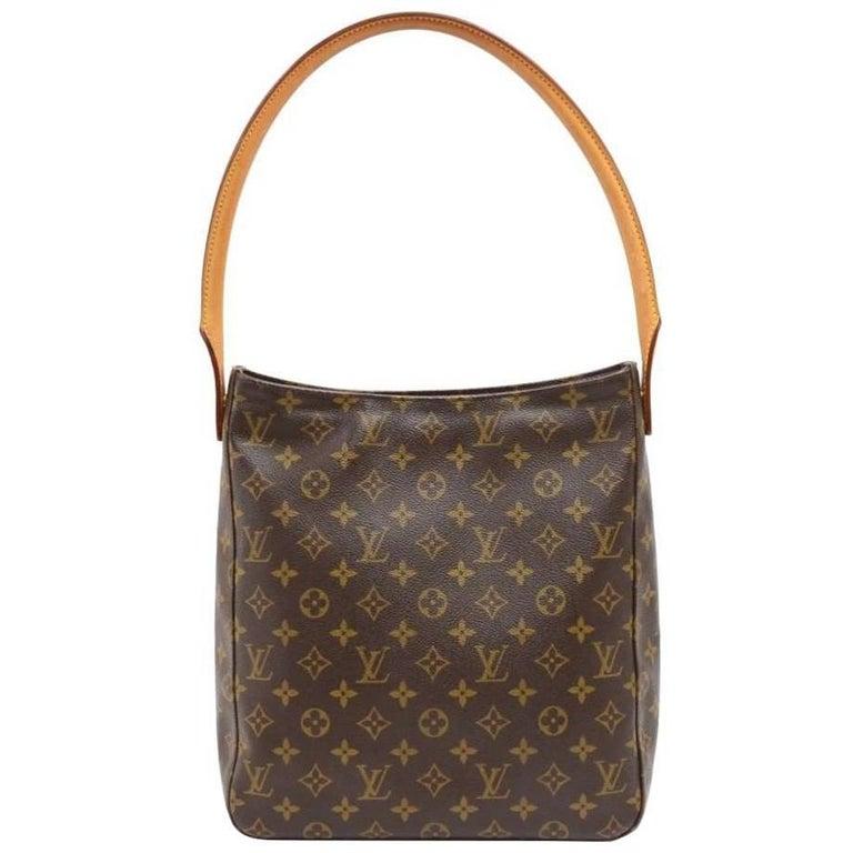 Louis Vuitton Looping GM Monogram Canvas Shoulder Bag