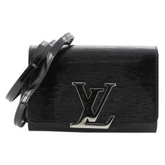 Louis Vuitton Louise Shoulder Bag Electric Epi Leather PM