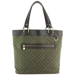 Louis Vuitton Lucille Handbag Mini Lin GM