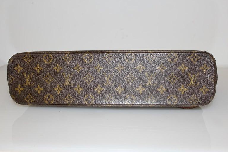 Women's Louis Vuitton Luco Tote Shopping Bag For Sale