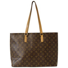 Louis Vuitton Luco Tote Shopping Bag