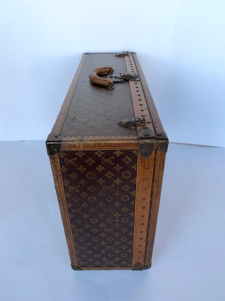 Louis Vuitton Luggage Trunk For Sale 1