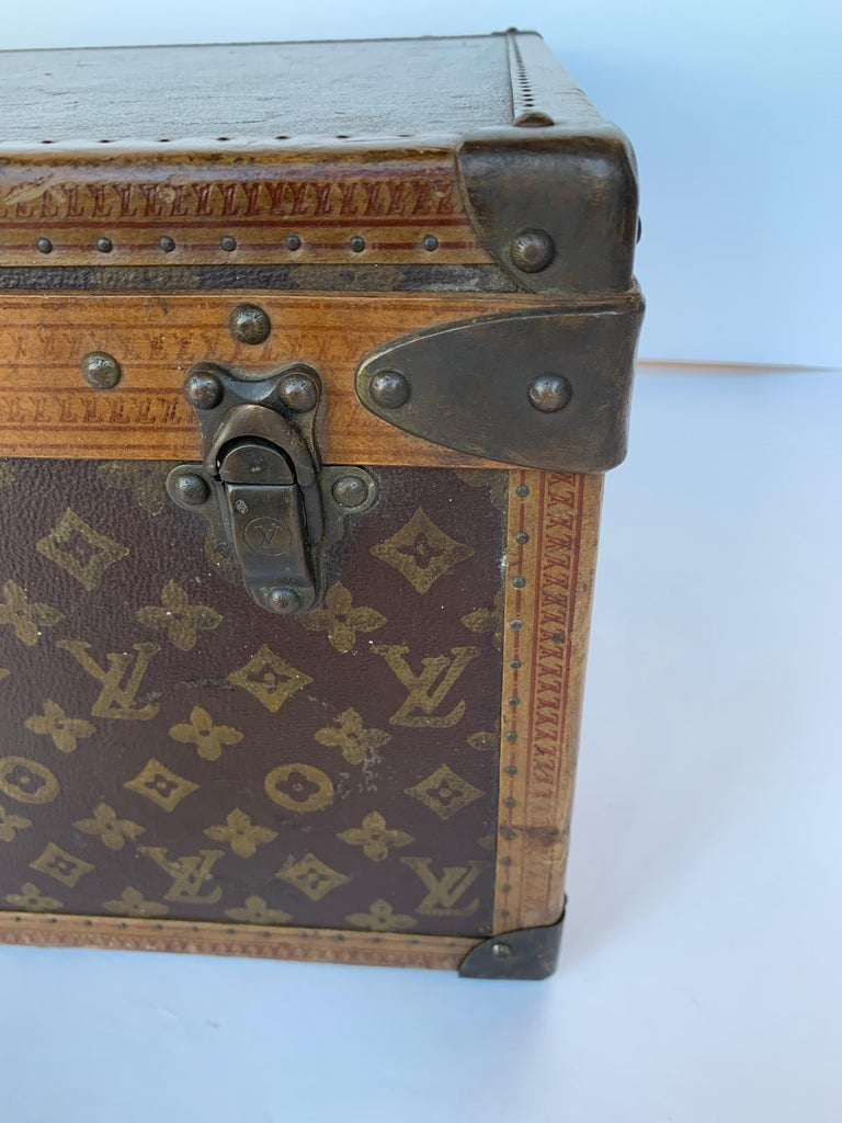 Louis Vuitton Luggage Trunk For Sale 2