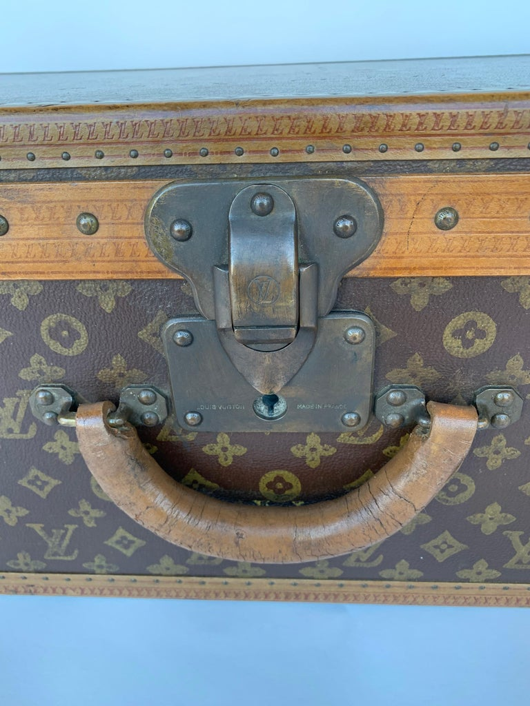 Louis Vuitton Luggage Trunk For Sale 3