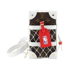 Louis Vuitton LV x NBA Soft Trunk Phone Box Monogram Canvas