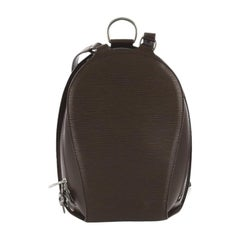Louis Vuitton Mabillon Backpack Epi Leather